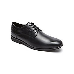 Rockport - Black style connected plain toe shoes