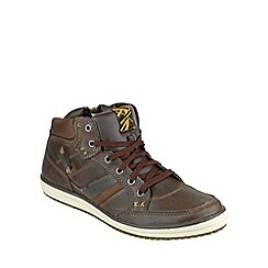 Skechers - Skechers SK63412 Irvin Luray Hightop Sneaker
