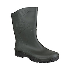 Dunlop - Dee Calf length Wellie Boot