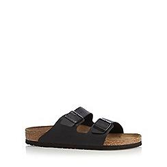 Birkenstock - Black 'Arizona' sandals