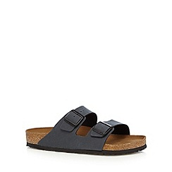 Birkenstock - Dark grey 'Arizona' sandals