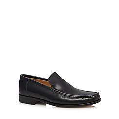 Loake - Black moccasin shoes