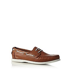 Hammond & Co. by Patrick Grant - Designer tan leather shoes