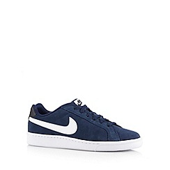 Nike - Navy 'Court Majestic' trainers