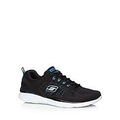 Skechers - Black 'Equalizer-Deal Maker' trainers