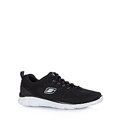 Skechers - Black 'Equalizer Deal Maker' trainers
