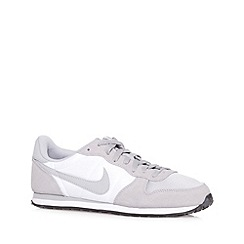 Nike - Light grey 'Genicco' trainers