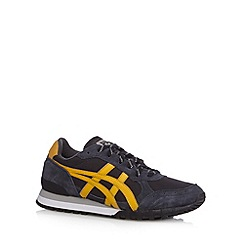 Onitsuka Tiger - Black suede trim trainers
