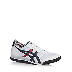 Onitsuka Tiger - White mesh lace up trainers