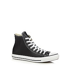 Converse - Black 'CTAS Evergreen' high top trainers