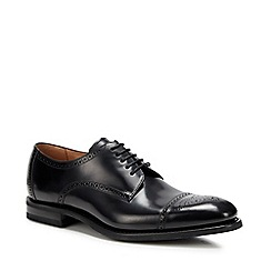 Clarks - Black leather 'Banfield Limit' brogues