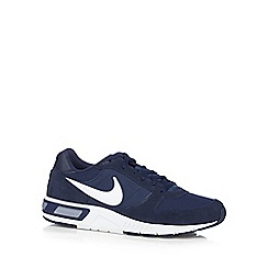 Nike - Navy 'Nightgazer Q3' trainers