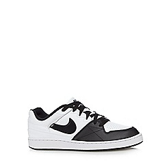 Nike - White 'Priority low' trainers