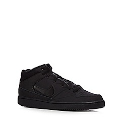 Nike - Black 'Priority Mid Q3' trainers