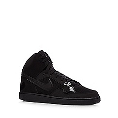 Nike - Black 'Son of Force Mid Q3' trainers