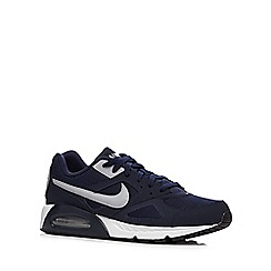Nike - Navy 'Air Max IVO Q3' trainers
