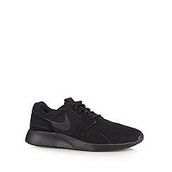 Nike - Black 'Kaishi Q3' trainers