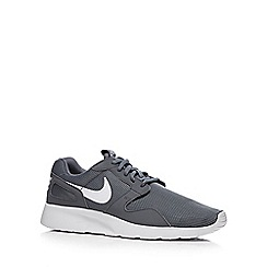 Nike - Grey 'Kaishi Q3' trainers