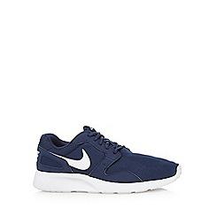 Nike - Navy 'Kaishi Q3' trainers
