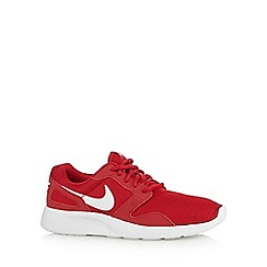 Nike - Red 'Kaishi Q3' trainers