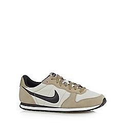 Nike - Beige 'Gennico Q3' trainers