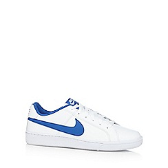 Nike - White 'Court Royale' trainers
