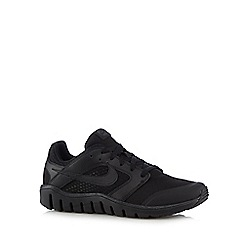 Nike - Black 'Flex Supreme Q3' trainers