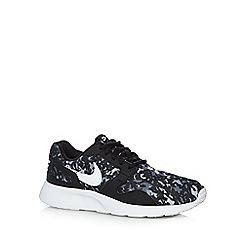 Nike - Black 'Kaishi Print Q3' trainers