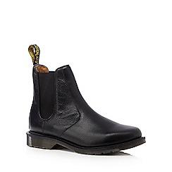 Dr Martens - Black 'Victor' Chelsea boot