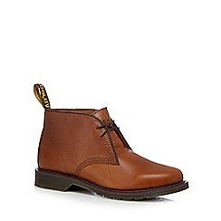 Dr Martens - Tan leather Chukka boots