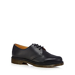 Dr Martens - Black smart leather shoes