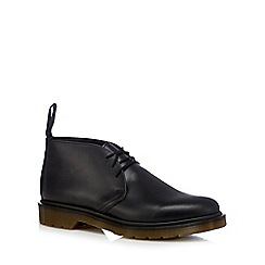 Dr Martens - Black leather Chukka boots