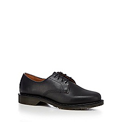Dr Martens - Black leather 'Octavius' shoes
