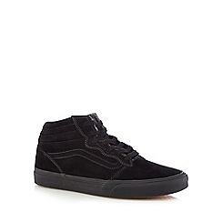 Vans - Black high top trainers