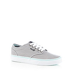 Vans - Grey striped trainers