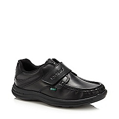 Loake - Black leather Oxford shoes