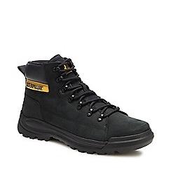 Caterpillar - Black 'Nolan' Chelsea boots