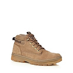 Caterpillar - Brown Chukka boots