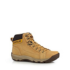 Caterpillar - Beige 'Superside' hiking boots