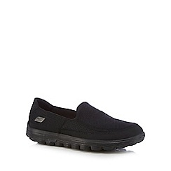 Skechers - Black walking shoes