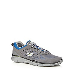 Skechers - Grey 'Equalizer Deal Maker' trainers