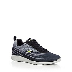 Skechers - Black 'Equalizer' trainers