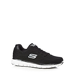 Skechers - Black 'Shape Ups' trainers