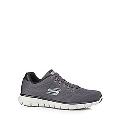 Skechers - Grey 'Shape Ups' trainers