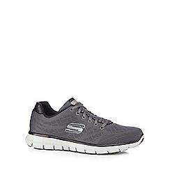 Skechers - Grey 'Shape Ups' trainers