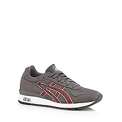 Onitsuka Tiger - Grey 'gt-ii' suedette trainers