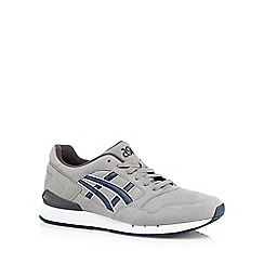Onitsuka Tiger - Grey 'Atlantis' suedette trainers