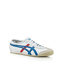 Onitsuka Tiger - White leather trainers