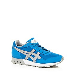 Onitsuka Tiger - Blue 'Curreo' lace up trainers