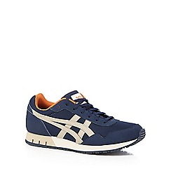 Onitsuka Tiger - Navy 'Curreo' lace up trainers